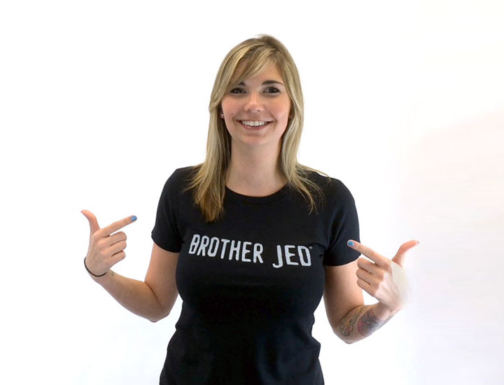 Brother Jed Short Sleeve T-Shirts, custom t-shirts